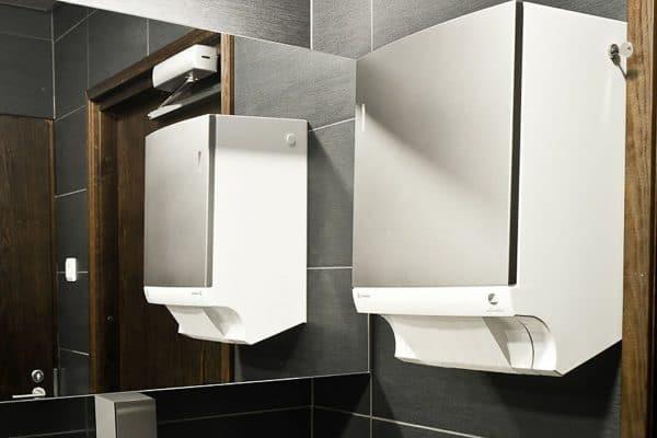 Hygieniatuotteet kaikenlaisiin WC-tiloihin