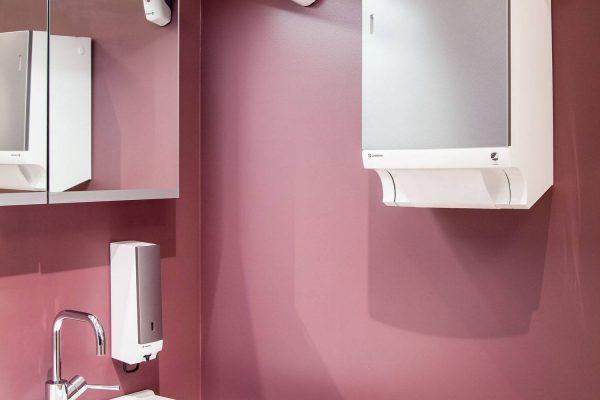 Hoitoala hygieniatuotteet