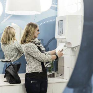 IoT toilets